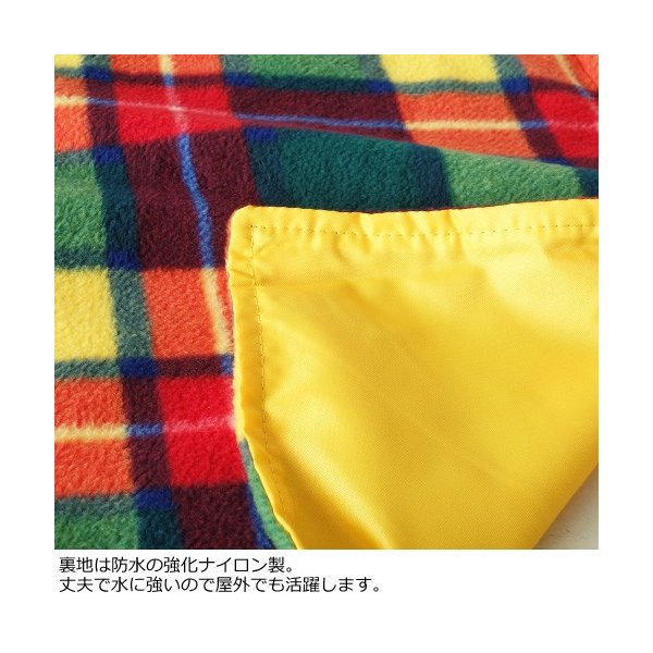 TWEEDMILL ラグ レジャーシート 防水 ツイードミル Rug Roll Waterproof Rug 145cm x 145cm|amico-di-ineya|03