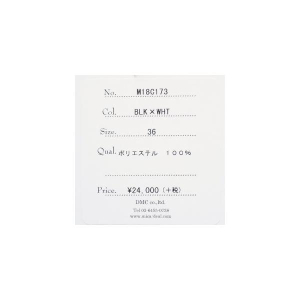 [30%OFF SALE] MICA&DEAL ワンピース ドット 長袖 マイカアンドディール M18C173 返品不可|amico-di-ineya|08