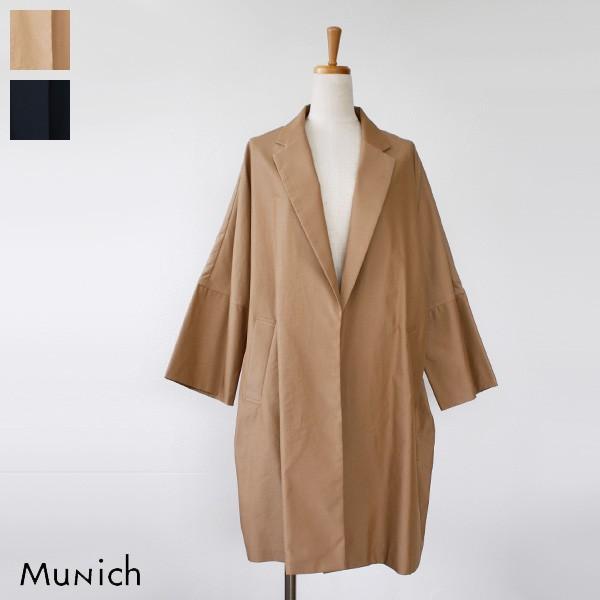 Munich ミューニック ヴィンテージ ライトシャンブレー ビッグ コート MN171C24 / SALE / 返品不可 / 30%OFF|amico-di-ineya