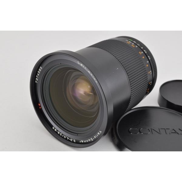 CONTAX Carl Zeiss Vario-Sonnar T* 28-85mm F3.3-4 MMJ ヤシコンマウント