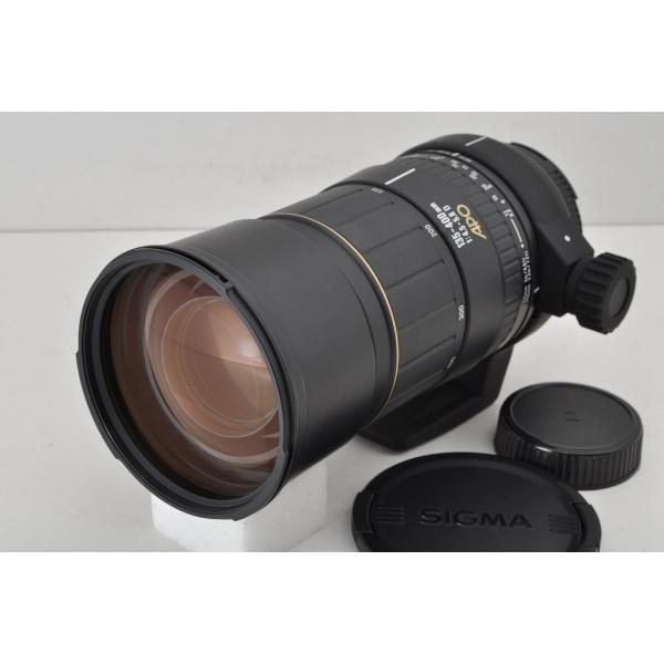 SIGMA APO 135-400mm F4.5-5.6D Nikon Fマウント