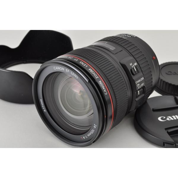 Canon EF 24-105mm F4L IS USM EFマウント