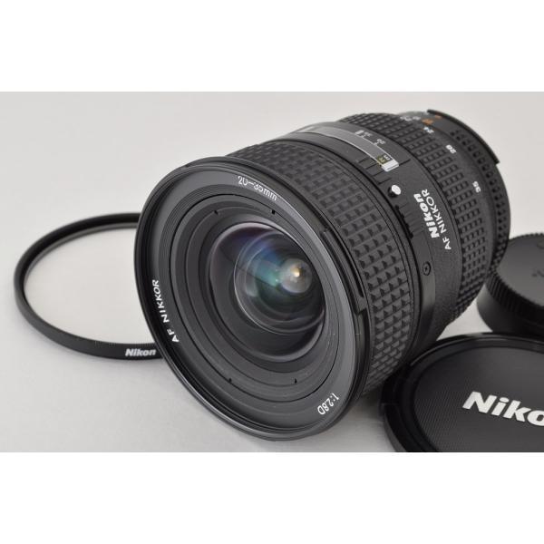 Nikon AF ZOOM NIKKOR 20-35mm F2.8D Fマウント