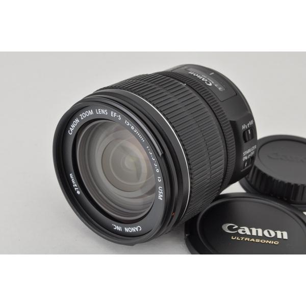 Canon EF-S 15-85mm F3.5-5.6 IS USM EF-Sマウント