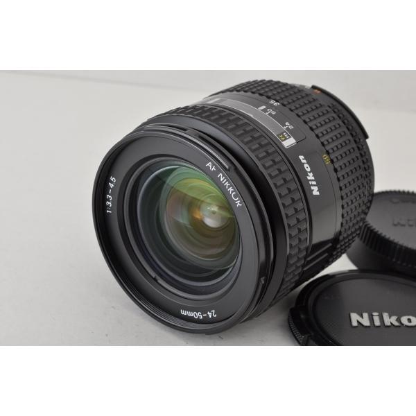 Nikon AF ZOOM NIKKOR 24-50mm F3.3-4.5 Fマウント