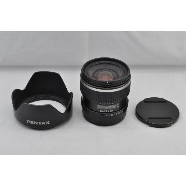 PENTAX smc PENTAX FA 645 45mm F2.8 中判レンズ