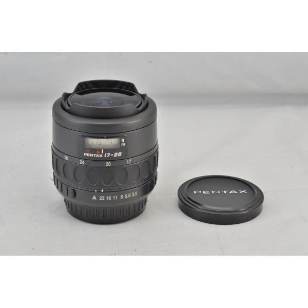 smc PENTAX-F FISH EYE ZOOM 17-28mm F3.5-4.5