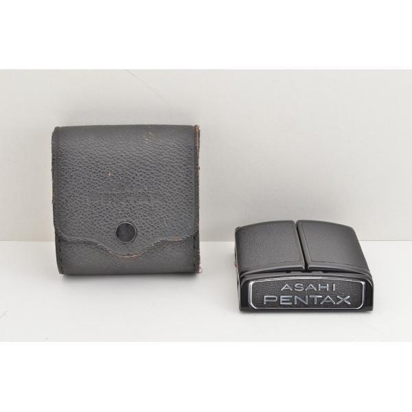 PENTAX ASAHI 6X7 ウエストレベルファインダー 中判カメラ用