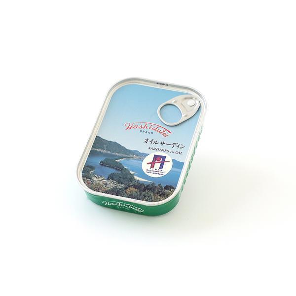 竹中缶詰オイルサーディン 1缶/天橋立 缶詰ギフト 京丹後