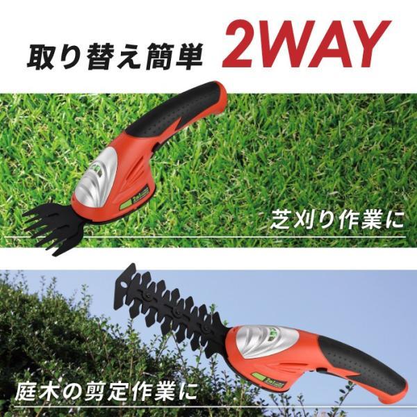 ★期間限定価格★ 芝刈り機 バリカン  ハンディー 充電式 電動芝刈り機 芝刈機 替刃 コードレス 他草刈り機も取り扱いございます。 amj 12