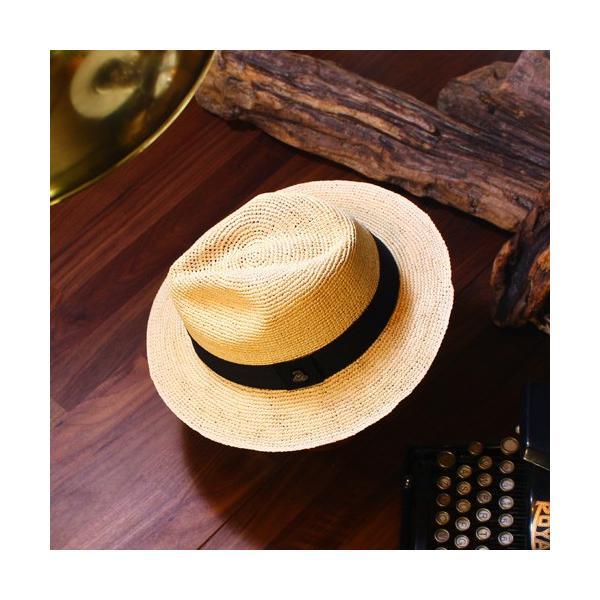 パナマハット エクアアンディーノ エクスプローラー 独特なテイストのパナマ帽子|ammax|04