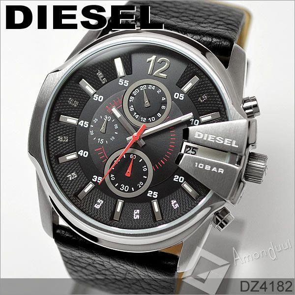 ディーゼル DIESEL クロノグラフ腕時計 ディーゼル メンズ DZ4182|amonduul|02