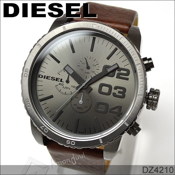 ディーゼル DIESEL クロノグラフ腕時計 ディーゼル メンズ DZ4210|amonduul|02
