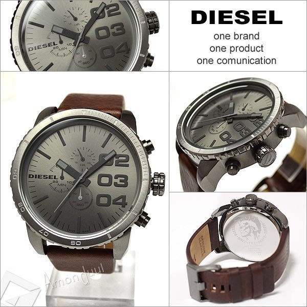 ディーゼル DIESEL クロノグラフ腕時計 ディーゼル メンズ DZ4210|amonduul|06