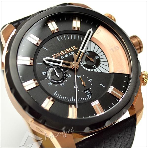 ディーゼル DIESEL クロノグラフ腕時計 ディーゼル メンズ DZ4347 ストロングホールド|amonduul|03
