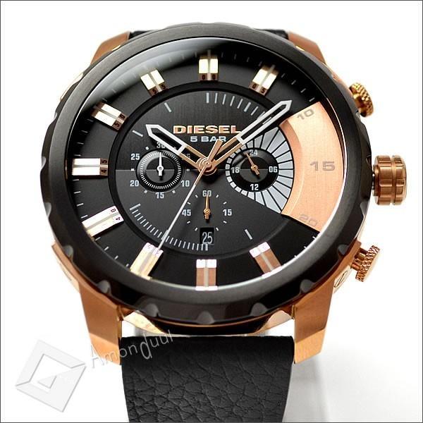ディーゼル DIESEL クロノグラフ腕時計 ディーゼル メンズ DZ4347 ストロングホールド|amonduul|04