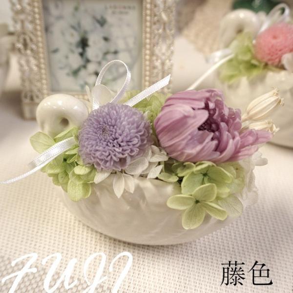 初盆 お供え 供花 弔電 お供えの花 プリザーブドフラワー 喪中見舞い 贈り物 「大切な思い出」 室内墓地 納骨堂 ペット用|ampoule-shop
