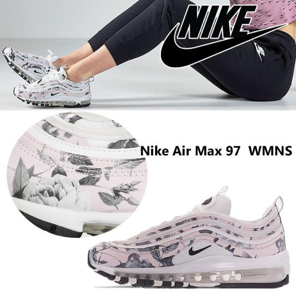 Nike Air Max 97 フローラル Pale Pink  ナイキ エアマックス レディース ペールピンク BV6119 600 正規品 送料無料 US直輸入