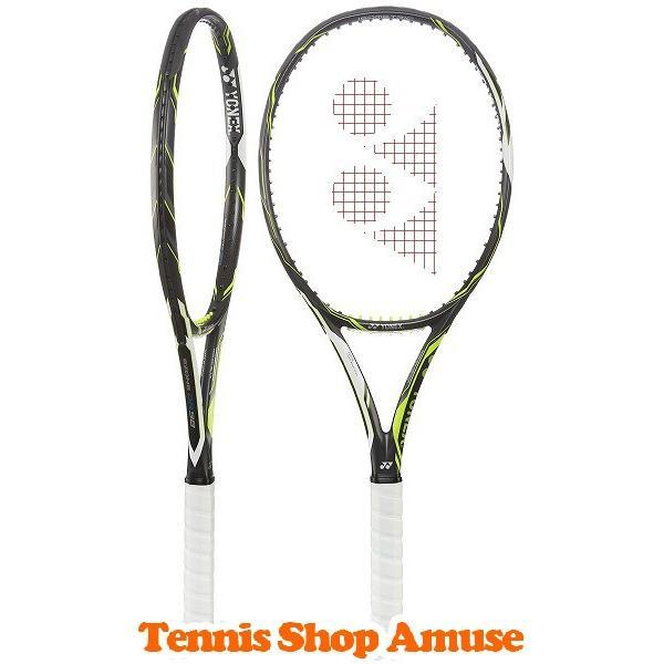 在庫処分特価】ヨネックス(YONEX)イーゾーン ディーアール98(285g)海外正規品EZD98YXライムイエロー硬式テニスラケット Ezone[AC]|amuse37