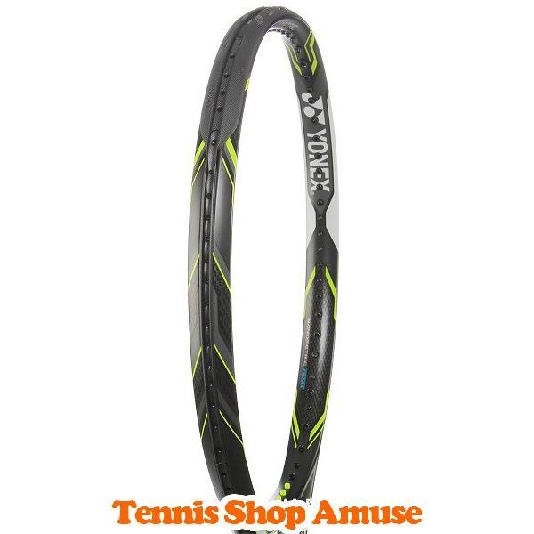 在庫処分特価】ヨネックス(YONEX)イーゾーン ディーアール98(285g)海外正規品EZD98YXライムイエロー硬式テニスラケット Ezone[AC]|amuse37|04