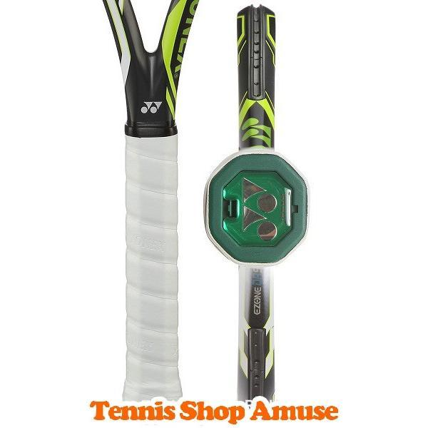 在庫処分特価】ヨネックス(YONEX)イーゾーン ディーアール98(285g)海外正規品EZD98YXライムイエロー硬式テニスラケット Ezone[AC]|amuse37|05
