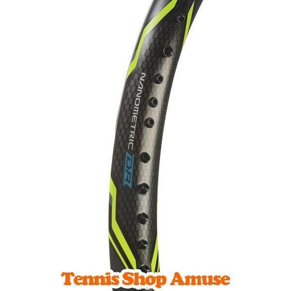 在庫処分特価】ヨネックス(YONEX)イーゾーン ディーアール98(285g)海外正規品EZD98YXライムイエロー硬式テニスラケット Ezone[AC]|amuse37|06