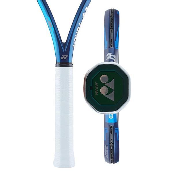 ヨネックス(YONEX) 2020 イーゾーン98L Eゾーン98L (285g) EZONE 海外正規品 硬式テニスラケット 06EZ98LYX-566ディープブルー(20y2m)[AC]|amuse37|04