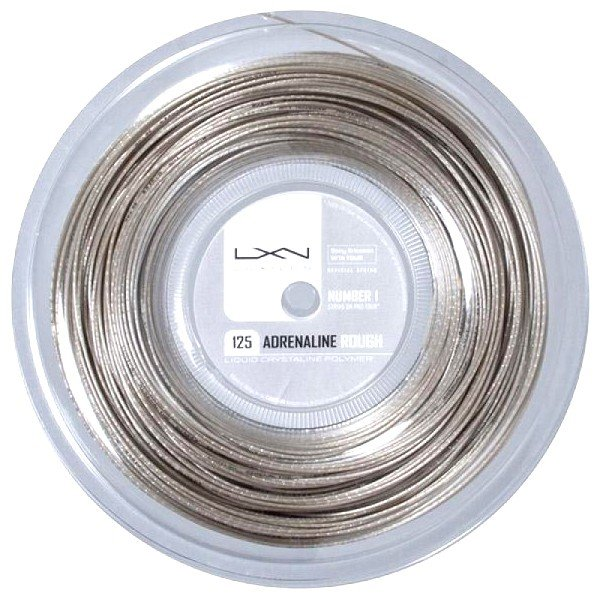 ルキシロン アドレナリン ラフ(1.25mm) 200Mロール 硬式テニス