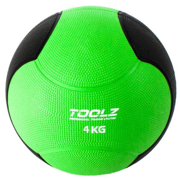 「筋力強化に!」トップスピン(TOPSPIN) /ツールズ(TOOLZ) メディシンボール 4kg TOTMB4(21y1m)