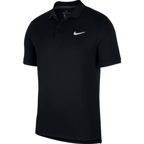 [日本サイズ]ナイキ(NIKE) 2019 FA メンズ コート Dri-FIT チーム ポロシャツ 939138-010ブラック(19y7mテニス)|amuse37