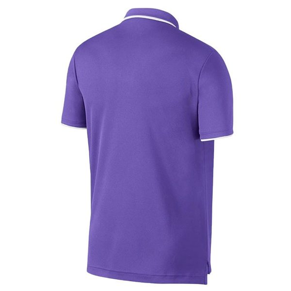 [USサイズ]ナイキ(NIKE) 2019 FA メンズ コート DRI-FIT チーム ポロシャツ 939137-550サイキックパープル×ホワイト(19y6mテニス)|amuse37|02
