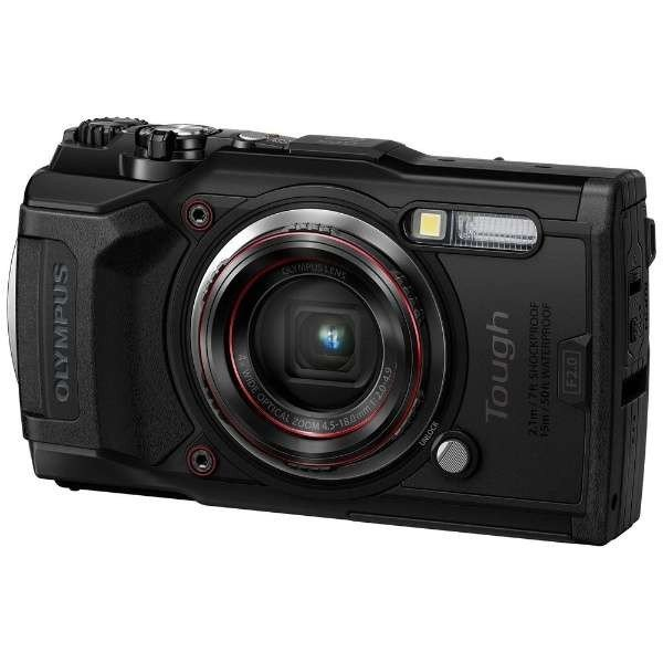 OLYMPUS Tough TG-6 ブラック オリンパス コンパクトデジタルカメラ ★ amuseland 02