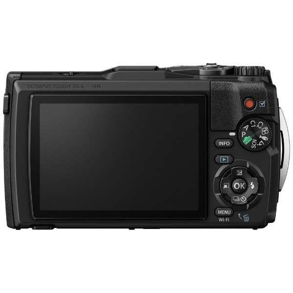 OLYMPUS Tough TG-6 ブラック オリンパス コンパクトデジタルカメラ ★ amuseland 03