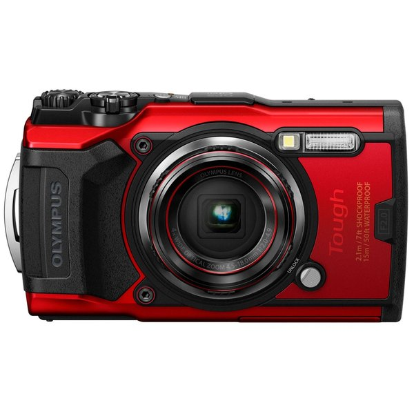 OLYMPUS Tough TG-6 レッド オリンパス コンパクトデジタルカメラ ★|amuseland