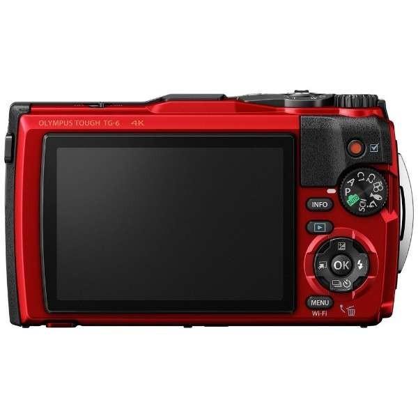 OLYMPUS Tough TG-6 レッド オリンパス コンパクトデジタルカメラ ★|amuseland|03