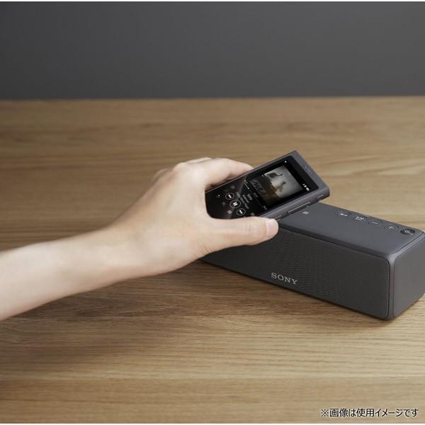 SRS-HG10 (B) ワイヤレスポータブルスピーカー SONY ソニー h.ear go 2 グレイッシュブラック