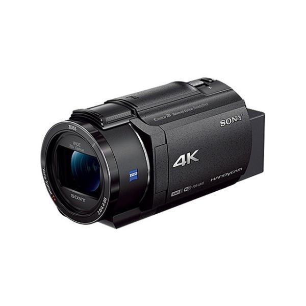SONY デジタル4Kビデオカメラレコーダー FDR-AX45 (B) [ブラック]