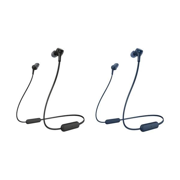 WI-XB400 (B) ブラック SONY ソニー Bluetoothワイヤレスイヤホン EXTRA BASS amuseland 06