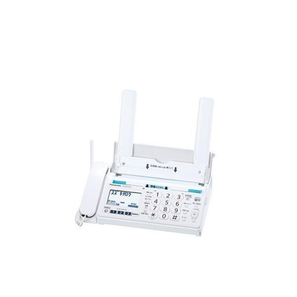 パナソニック デジタルコードレス普通紙FAX(子機1台付き) おたっくす KX-PZ210DL|amuseland|02