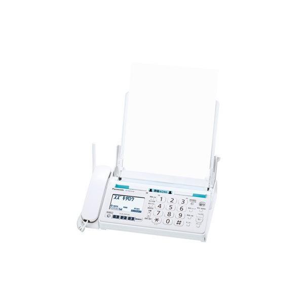 パナソニック デジタルコードレス普通紙FAX(子機1台付き) おたっくす KX-PZ210DL|amuseland|04