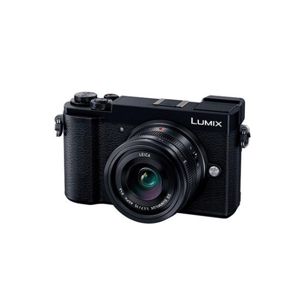 パナソニック ミラーレス一眼カメラ LUMIX DC-GX7MK3L-K 単焦点ライカDGレンズキット [ブラック]