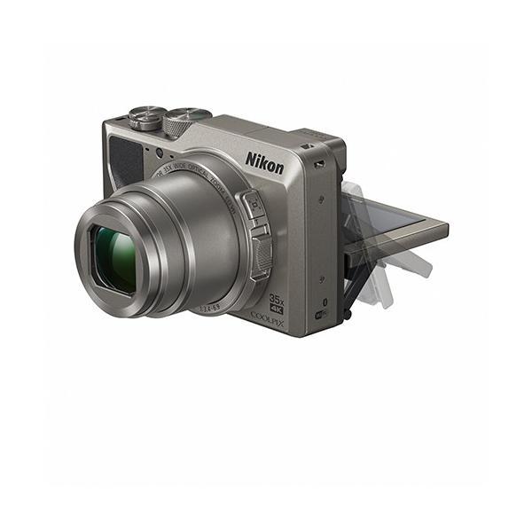 Nikon ニコン コンパクトデジタルカメラ COOLPIX A1000 [シルバー]