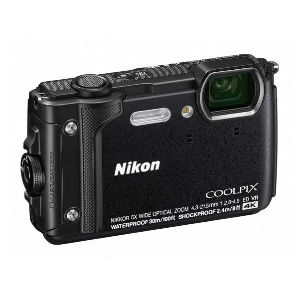 Nikon ニコン コンパクトデジタルカメラ COOLPIX W300 [ブラック]