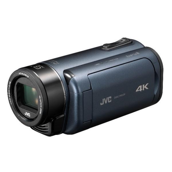 JVC 4Kメモリームービー Everio R GZ-RY980
