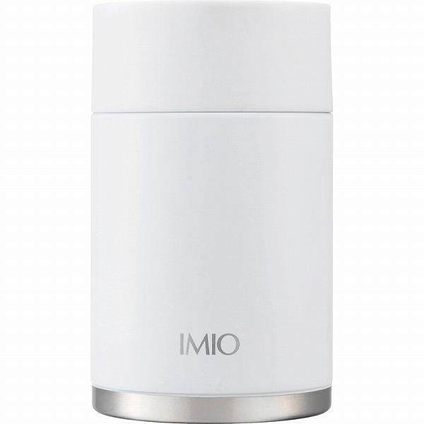 ギフト 内祝い 贈り物 IMIO コンパクトランチポット300ml ホワイト IM-0012 お返し 結婚内祝い ハロウィン 2021