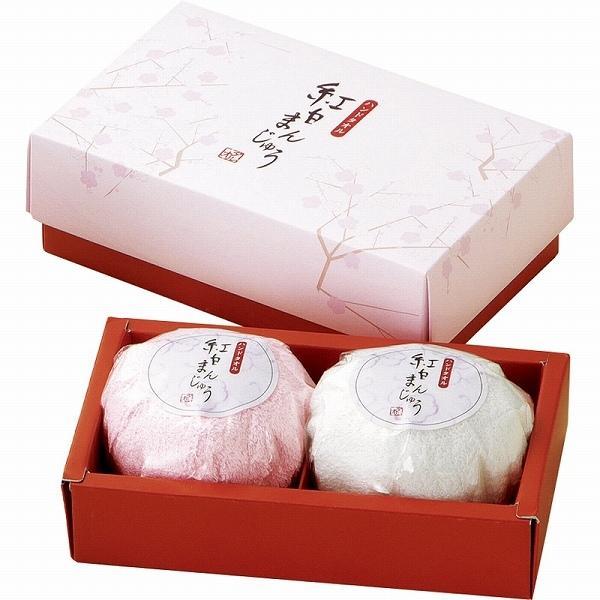 ギフト 内祝い 贈り物 紅白まんじゅうハンドタオル2P TFG0702802 お返し 結婚内祝い ハロウィン 2021