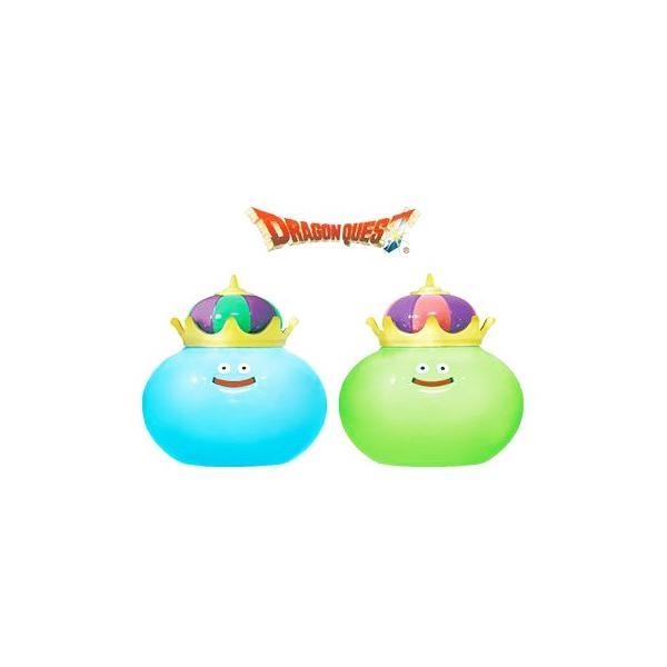 ドラゴンクエスト ビッグクリアフィギュア キングスライム&スライムベホマズン 全2種セット amyu-mustore