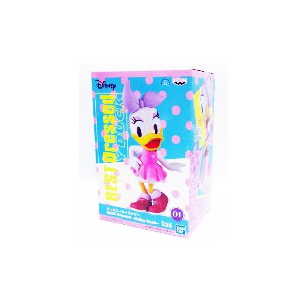ディズニーキャラクター BEST DRESSED Daisy Duck デイジーダック 通常カラーver.|amyu-mustore