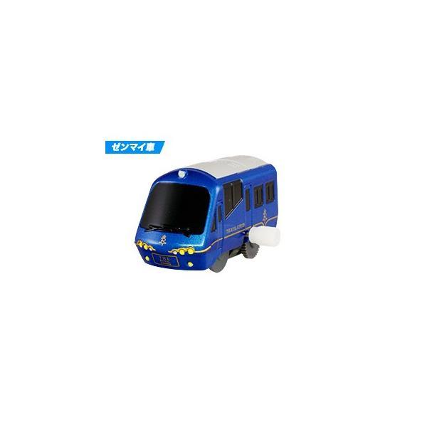 カプセルプラレール 特別番外編 豪華旅列車スペシャル THE ROYAL EXPRESS ザ・ロイヤルエクスプレス ゼンマイ車