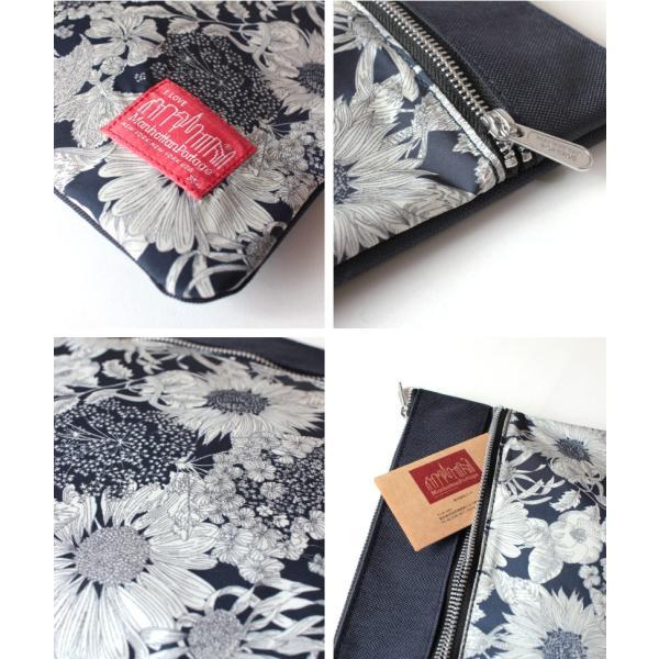 マンハッタンポーテージ Manhattan Portage クラッチバッグ Liberty Art Fabrics Citi Clutch MP1085LBTY18SS